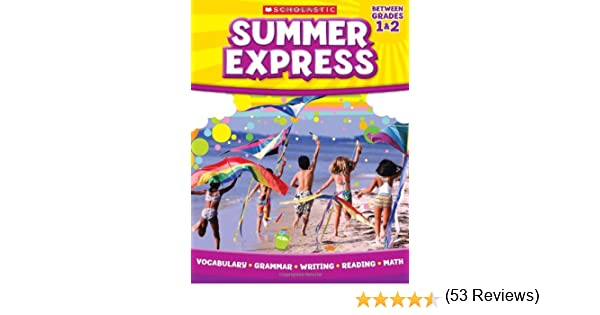 Time Worksheets 2nd grade telling time worksheets : Summer Express Between First and Second Grade: Scholastic ...