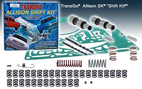 Transgo ALLISON SK Shift Kit, Standard, HD and