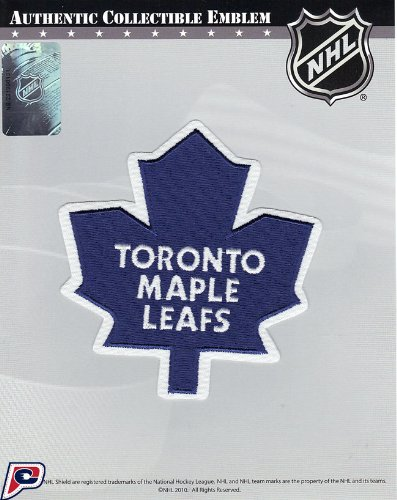 Toronto Maple Leafs Primary Team Logo Patch (Toronto Maple Leafs Primary)