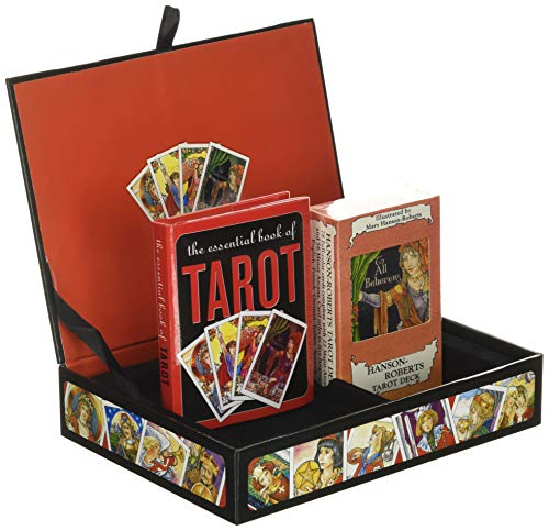 The Essential Tarot Book and Card Set