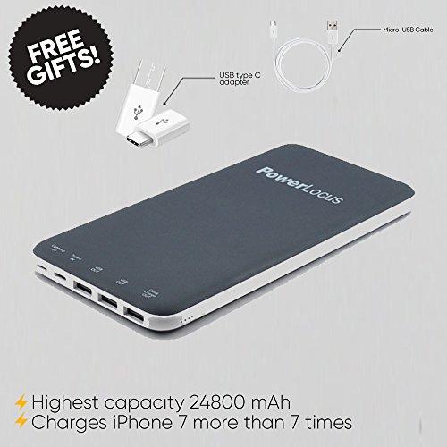 PowerLocus Portable 24800mAh Capacity External product image