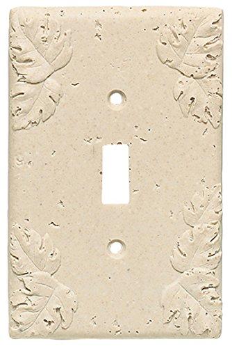"""Dal-Tile SS4LV1P-SP80 Plates Tile Single Switch CHIARO x 11 11/16"""""""