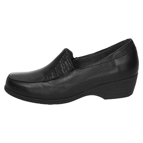 TORRES 6000 Mocasines DE Piel SEÑORA Zapatos MOCASÍN: Amazon.es: Zapatos y complementos