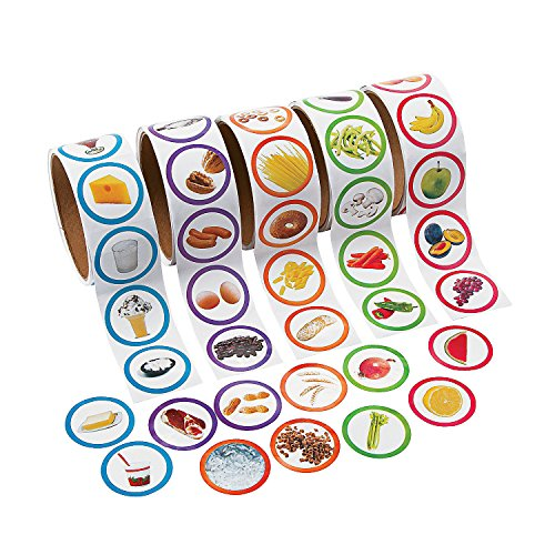 MyPlate Stickers Photo #2