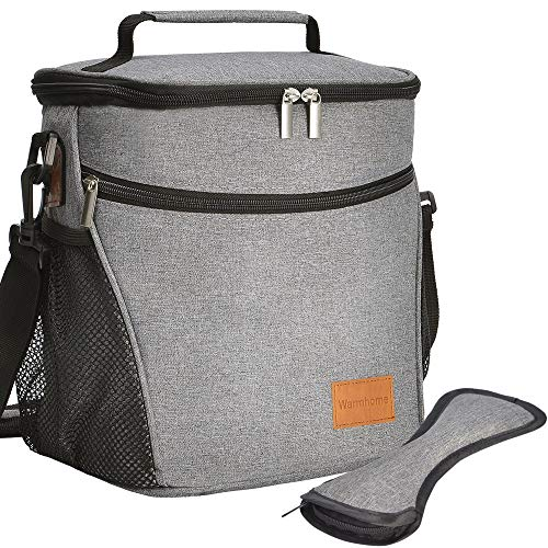 Lunch Bag for Women Men Large Insulated Lunch Box for Work & Pincic