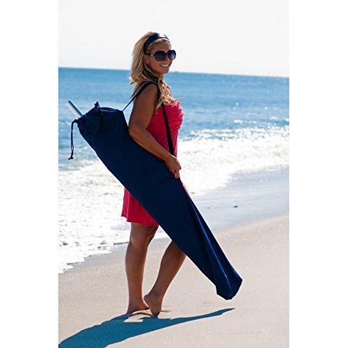 Beach Umbrella Carry Bag (Umbrella Not Included) Large 53L x 12W in. Beach Umbrella Carry Bag