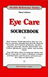 Eye Care Sourcebook, , 0780810007