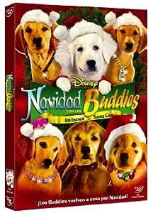 Navidad con los buddies: en busca de Santa Can [DVD]