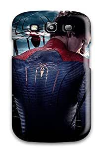 (EwezQrw7780fvzmz)durable Protection Case Cover For Galaxy S3(the Amazing Spider-man 20)