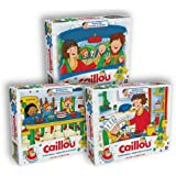 Caillou 25th Anniversary Floor Puzzle - Puzzle Varies