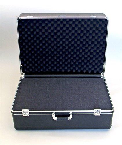 282011H Platt Heavy-duty Polyethylene Case with Wheels and Telescoping Handle