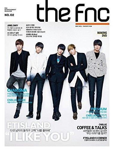 The FNC Magazine - 2013 No. 2 (Limited Edition) [FTisland Cover] Magazine + (Fnc Magazine)