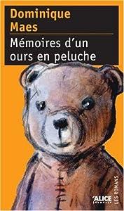 """Afficher """"Mémoires d'un ours en peluche"""""""