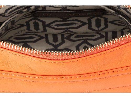 Rebecca Minkoff Mini MAC Convertible Cross Body Bag,Orangina,One Size