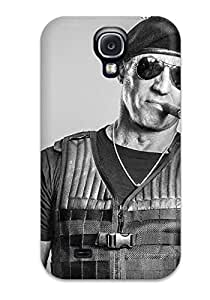 Larry B. Hornback's Shop Best Unique Design Galaxy S4 Durable Tpu Case Cover Sylvester Stallone In The Expendables 3