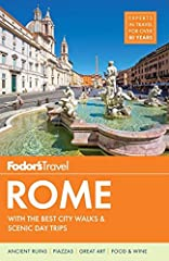 Written by locals, Fodor's travel guides have been offering expert advice for all tastes and budgets for more than 80 years. Packed with landmark sights, world-renowned museums, awe-inspiring churches, fabulous trattorias, and, of course, the...