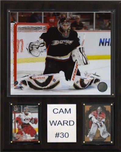 NHL Cam Ward Carolina Hurricanes Player Plaque