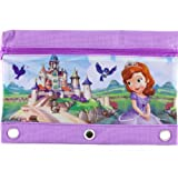 1 X Sofia the First Pencil Pouch Case