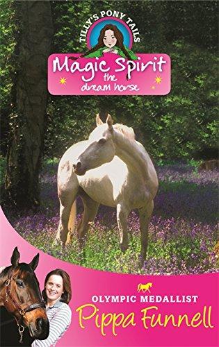 book cover of Magic Spirit