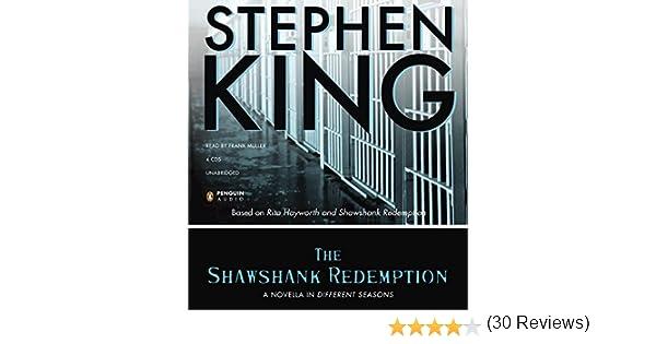 stephen king the shawshank redemption summary