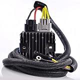 #4: 2012-2018 Polaris RZR 900 / 1000 STAGE 3 Ultimate Mosfet Voltage Regulator Performance Relocation Kit OEM Repl.# 4013247 4013904 4014029 4015229