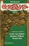 Keepsake Christmas Stories, 1993, Curtiss Ann Matlock and Marianne Willman, 0373832613