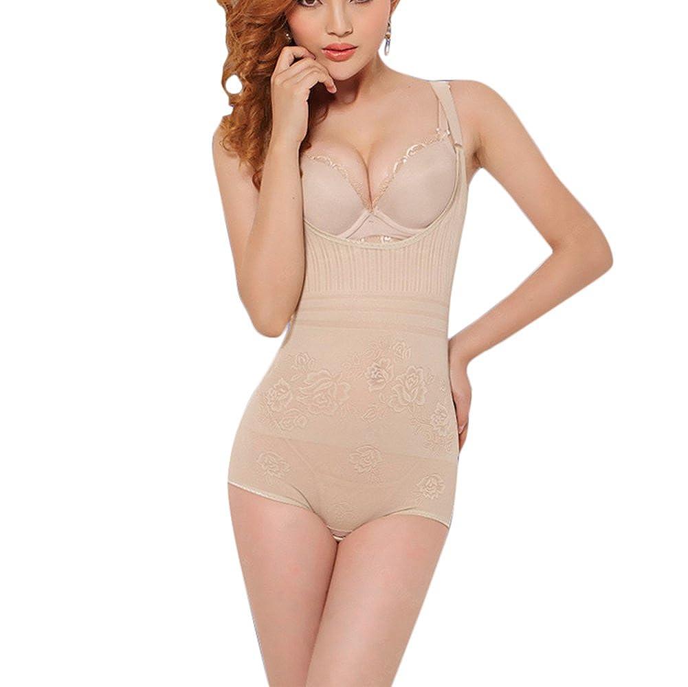 Zrong Women's Slimming Suit Shapewear Body Shaper Tummy Slimmer Bodysuits