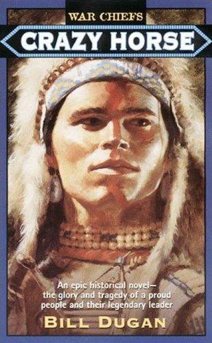 book cover of Crazy Horse