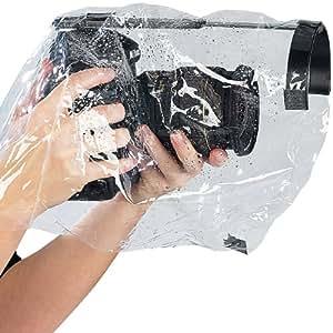 Somikon NC1295 - Funda protectora impermeable para cámara de fotos réflex