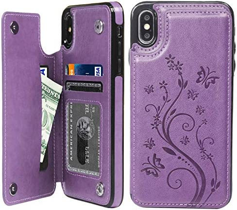 iPhone Leather Shockproof Durable Protective