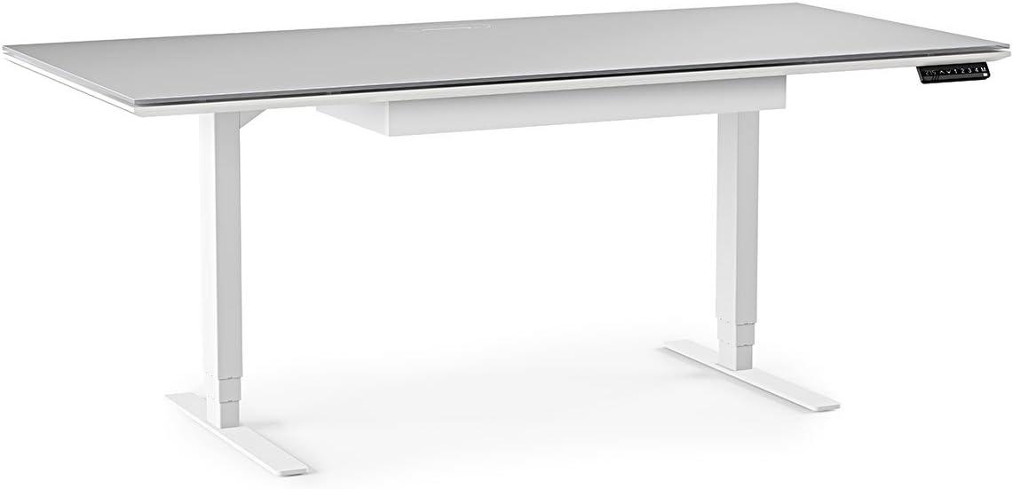 BDI Centro Lift Standing Desk 66 x 30 top