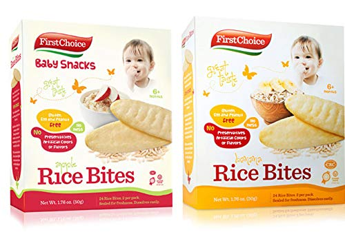 First Choice Snacks Banana Variety product image