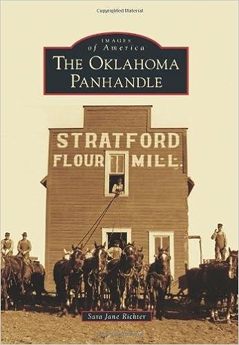 The Oklahoma Panhandle (Images of America): Sara Jane
