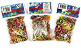 Mega Lot! 1800 ct Original Rainbow Loom Mixed Bands