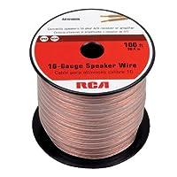 RCA AH16100SR 100 Ft. Cable de altavoz de calibre 16
