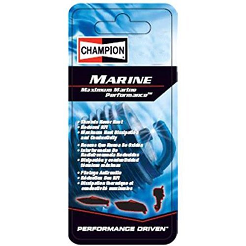 Champion QL86C, BR6HS (933M) Marine 8 Pack