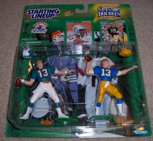 (1998 Dan Marino NFL Classic Doubles Starting Lineup)