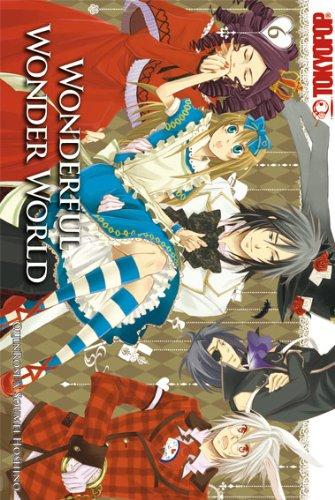 Wonderful Wonder World 06: (Abschlussband)