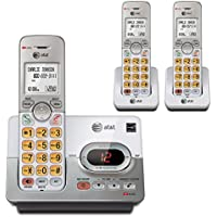 AT&T DECT 6.0 Digital 3 Handset Cordless Phone w/ Digital Answering System & Caller ID