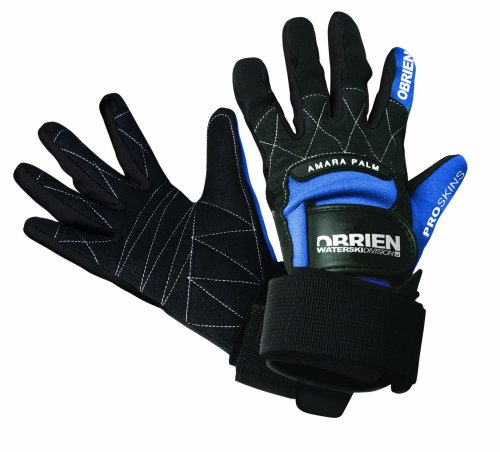 (O'Brien Pro Skin Watersport Gloves (X-Large))
