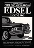 Edsel 1957-60 Road Test, R. M. Clarke, 1855203650
