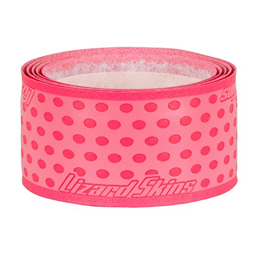Lizard Skins 5mm Bat Grip (Neon (Pink Coloured Plate)