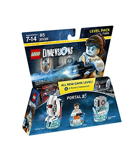 Portal 2 Level Pack - LEGO Dimensions by LEGO (Image #2)