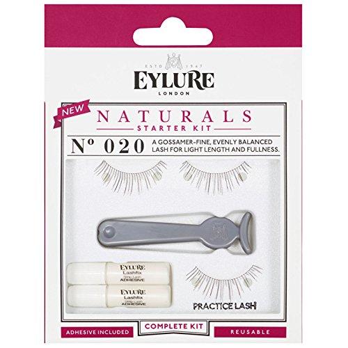 Eylure Eyl Naturals Eyelash Starter Kit