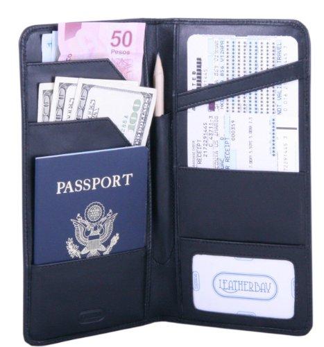 leatherbay-international-travel-leather-walletblackone-size