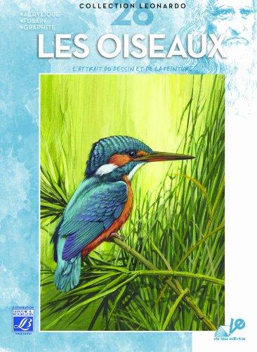 Lefranc & Bourgeois Léonardo n°28 Album d'étude Les Oiseaux