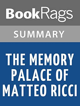 The Memory Palace of Matteo Ricci Lesson Plans for Teachers