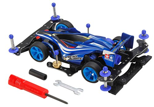 Mini 4WD REV Series No.06 Mini 4WD Starter Pack AR Speed Type (Aero Avante) 18706