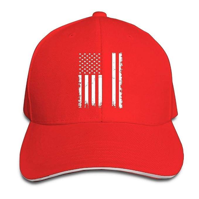 WBinHua Gorras Baseball Flag Adult Adjustable Snapback Hats Peaked Cap Unisex: Amazon.es: Ropa y accesorios