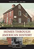 img - for The Greenwood Encyclopedia of Homes through American History [4 volumes] (v. 1-4) book / textbook / text book